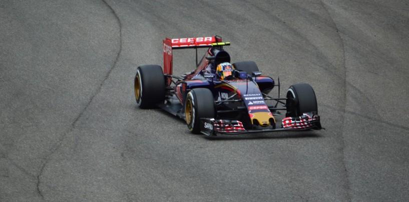 F1 | Carlos Sainz Jr: nel 2016 un confronto più equo con Max Verstappen