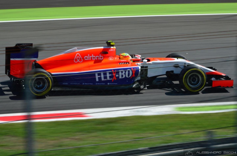 Conferma Manor: Rossi sostituisce Merhi per cinque gare