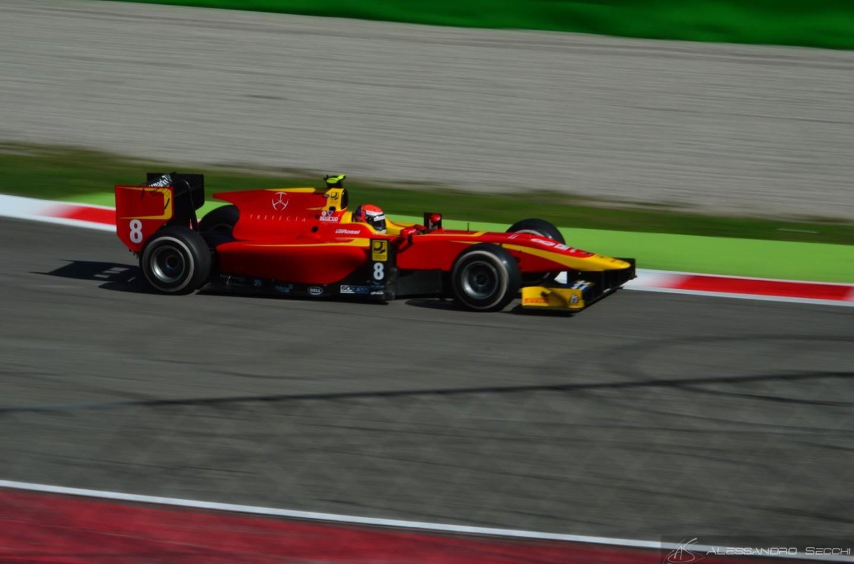 Alexander Rossi sceglie il numero 53