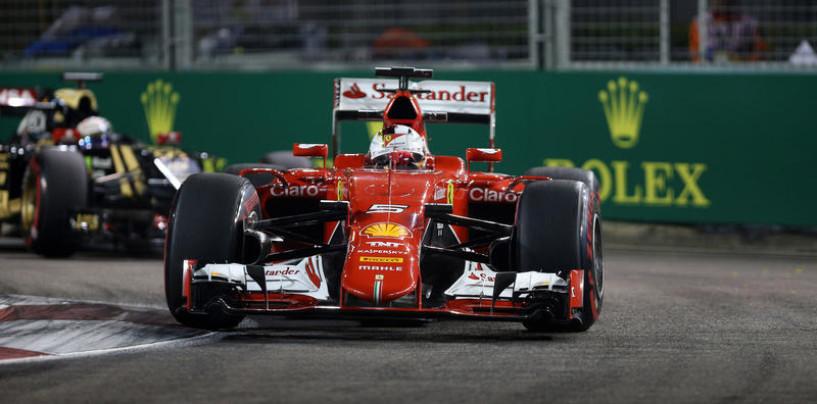 Le Pagelle Medie del GP di Singapore 2015