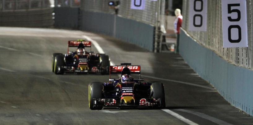 Tost difende Verstappen sull'ordine non rispettato a Singapore