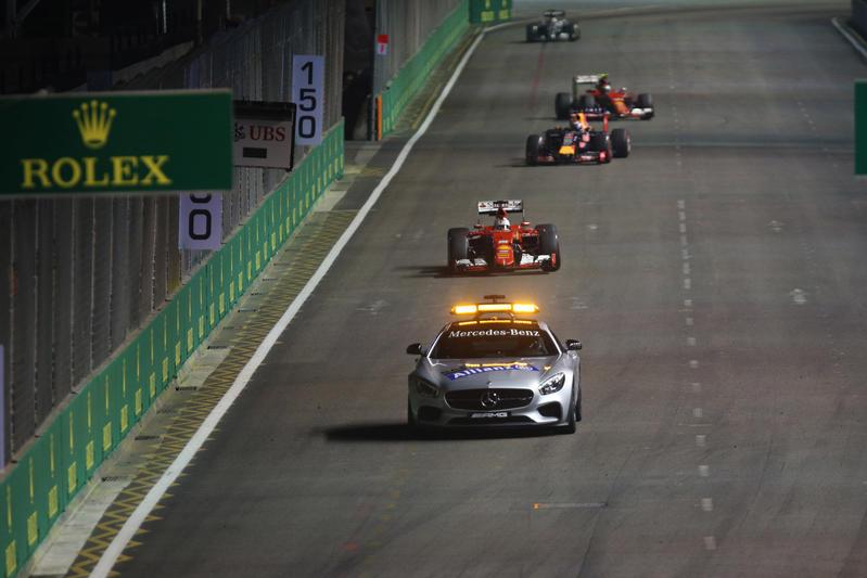 F1 | Il nuovo regolamento sulla Safety Car