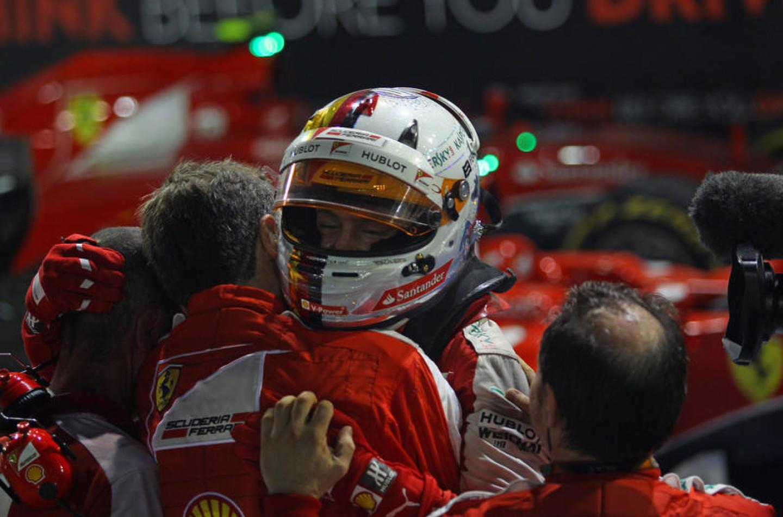 """La Ferrari: """"Singapore non è stato un episodio"""""""
