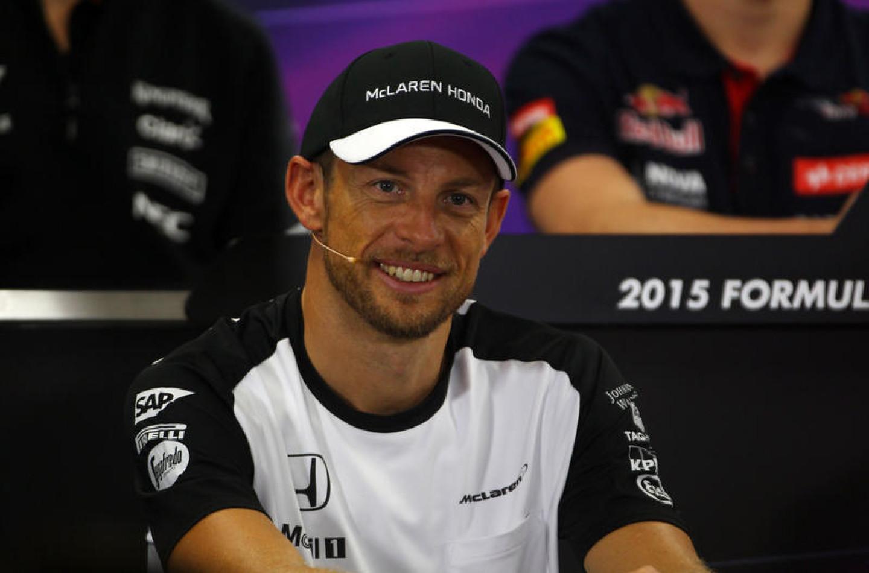 300 volte Jenson Button