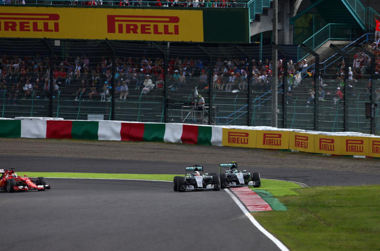 """Rosberg: """"Ho dovuto evitare il contatto con Lewis"""""""