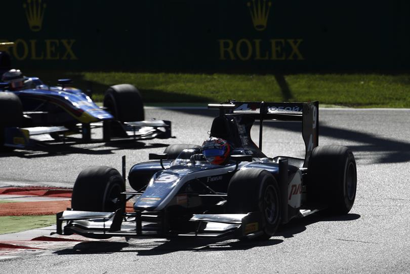 GP2 Monza: vince Evans, podio importante per Vandoorne
