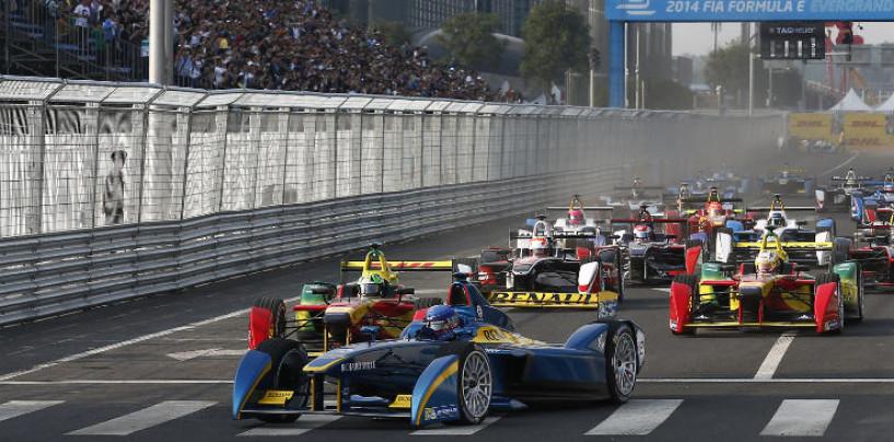 Formula E: posticipata l'apertura a Pechino