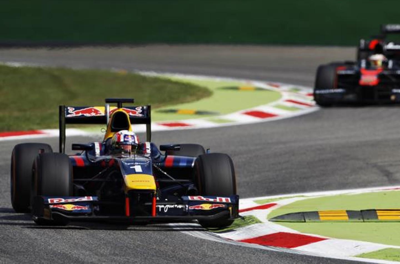 GP2 Monza: prima pole per Pierre Gasly