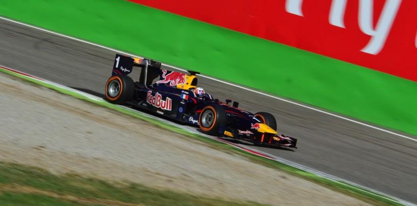 Pierre Gasly riserva Red Bull fino alla fine del 2015