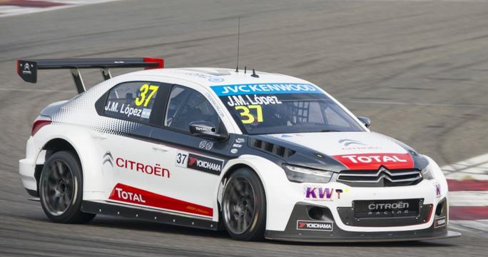 WTCC Shanghai: vincono López e Muller, trionfo Citroën nel costruttori
