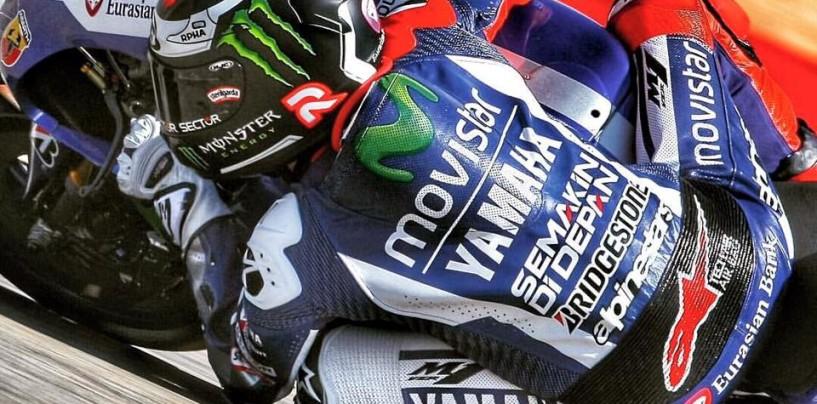 Jorge Lorenzo vince ad Aragon e si riavvicina a Rossi