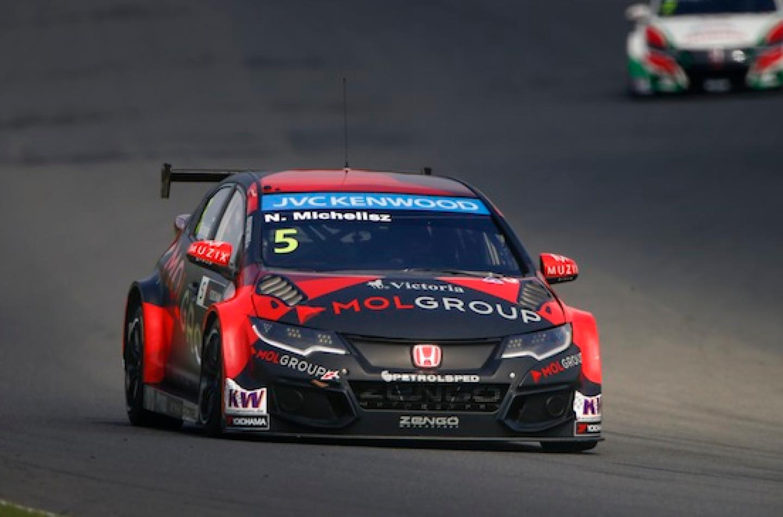 WTCC Motegi: Michelisz più forte delle Citroën, sua la pole