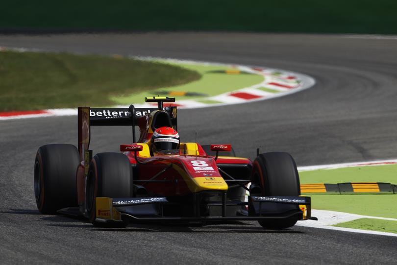 GP2 Monza: Rossi tiene aperti i giochi
