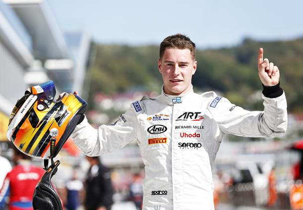 GP2 Sochi: vittoria col giallo per Stanaway, Vandoorne campione