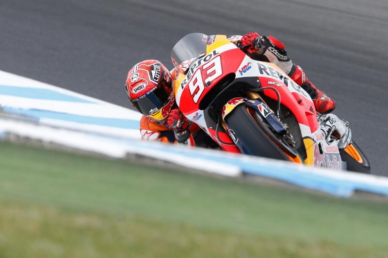 Motomondiale | Phillip Island: Márquez il più veloce nelle libere, ma Lorenzo è vicino