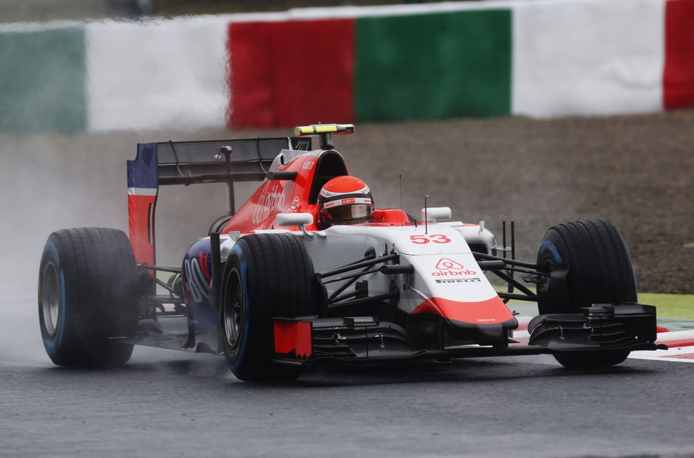 F1 | Alexander Rossi soddisfatto della propria stagione