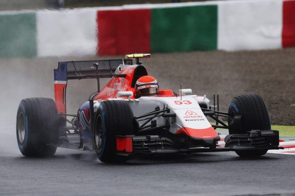 F1 | Alexander Rossi fiducioso di un posto in Manor nel 2016