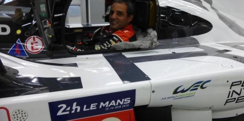 WEC | Juan Pablo Montoya testerà la Porsche 919