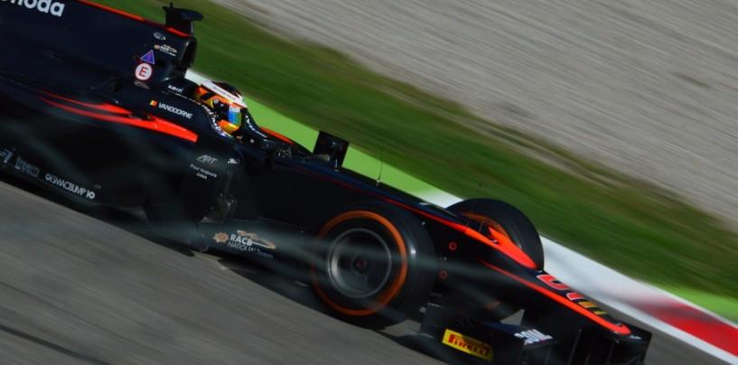 Vandoorne confida nel debutto in F1 nel 2016
