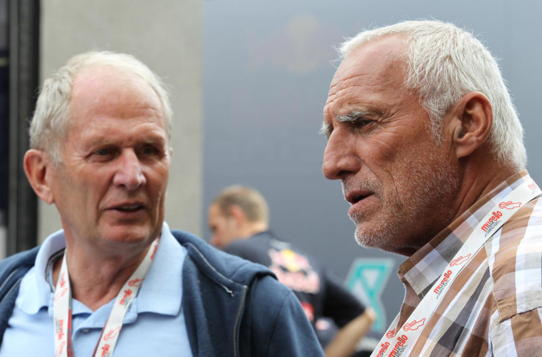 Red Bull: Mateschitz insiste per una soluzione entro fine Ottobre