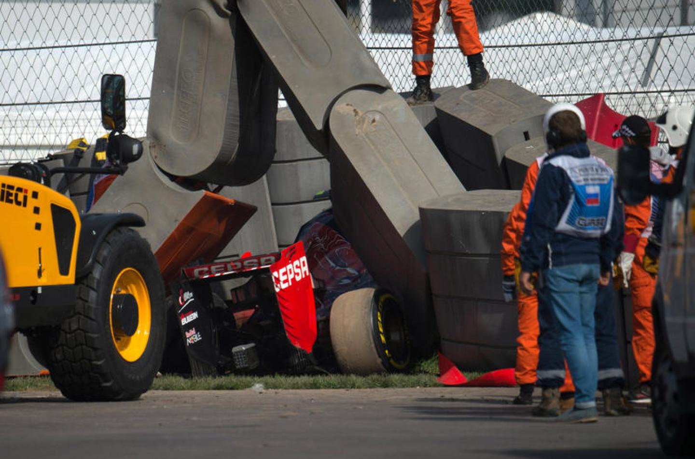 Sainz potrebbe ancora correre il GP di Russia
