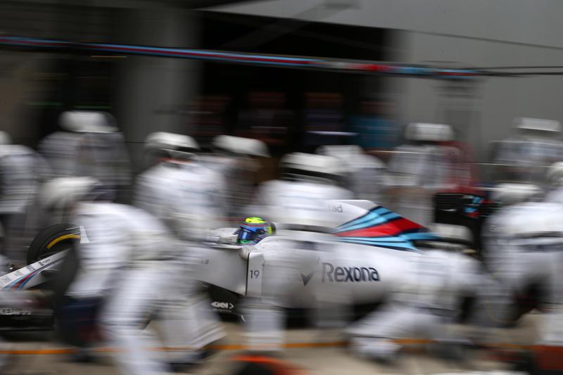 GP di Russia positivo a metà per la Williams