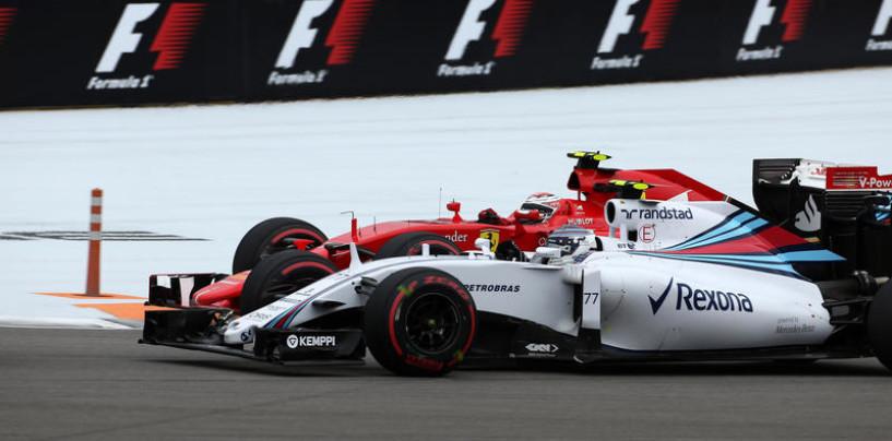 F1 | GP del Brasile 2015: la griglia di partenza