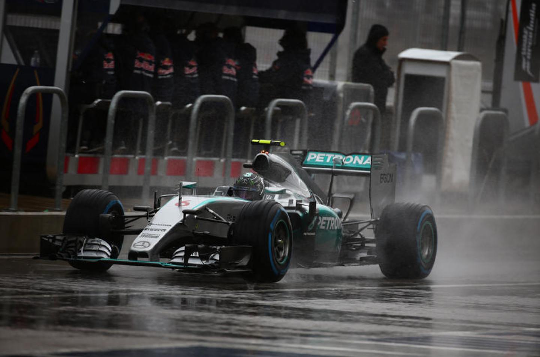 F1   GP Stati Uniti: Rosberg in pole su Hamilton e Ricciardo