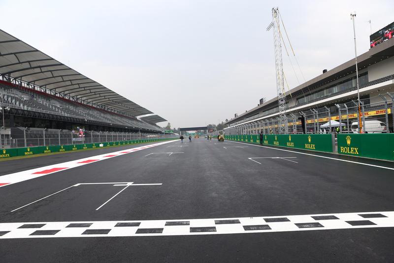 F1 | Due zone DRS per il GP del Messico