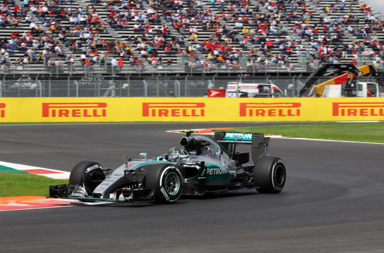 F1 | GP del Messico, FP2: Rosberg si prende la testa