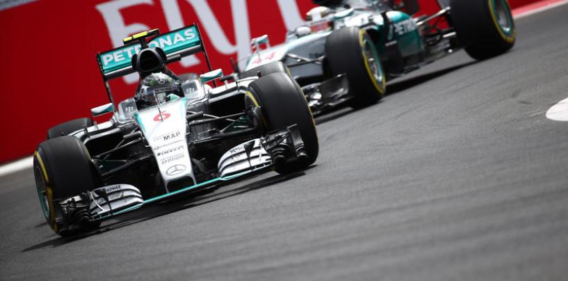 F1 | Le Pagelle Medie del GP del Messico 2015