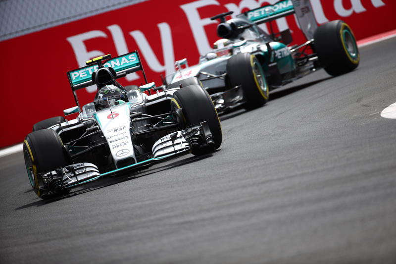 F1 | Qualifiche GP del Messico: Rosberg in pole su Hamilton e Vettel