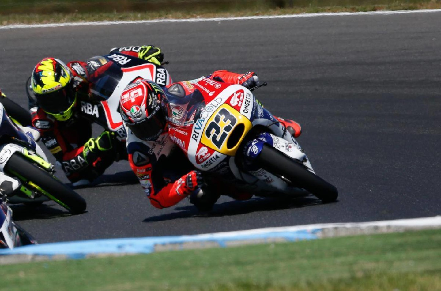 Motomondiale | Sepang: Luthi pole in Moto2, Antonelli in Moto3