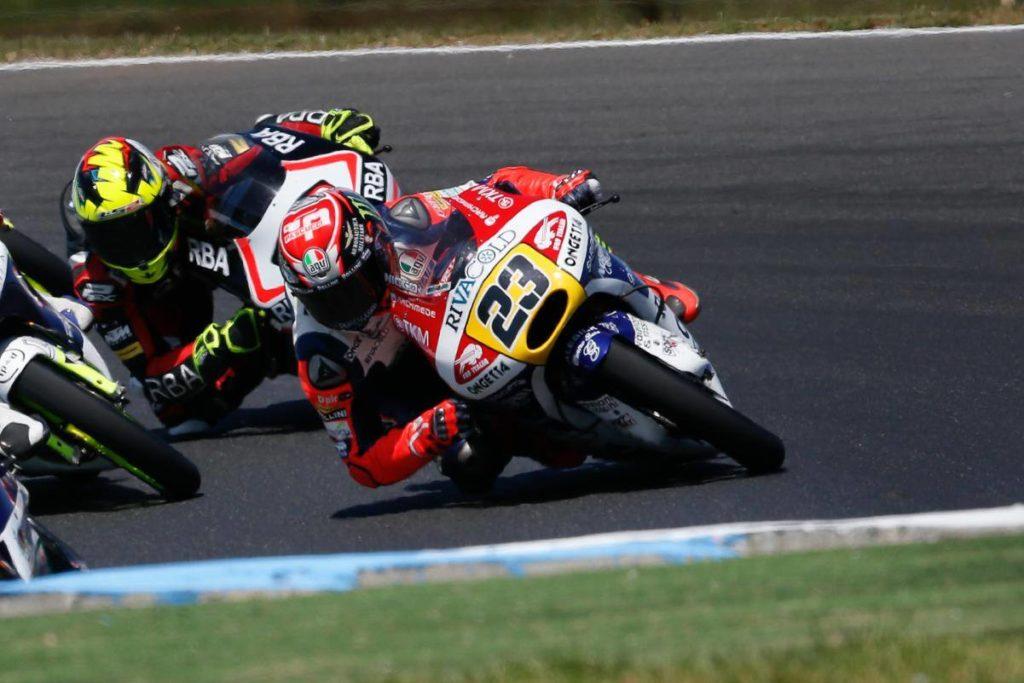 Motomondiale | Le Mans: Antonelli in pole in Moto3, Luthi in Moto2