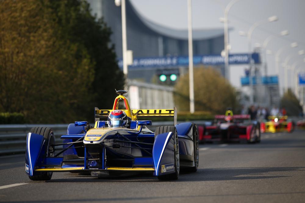 Formula E | Pechino: inarrestabile Buemi, sua la vittoria
