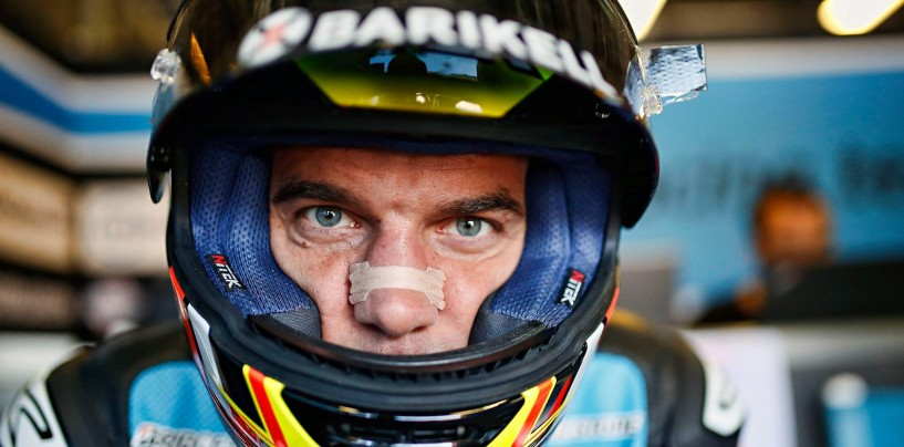 MotoGP | Alex De Angelis tornerà a casa domenica