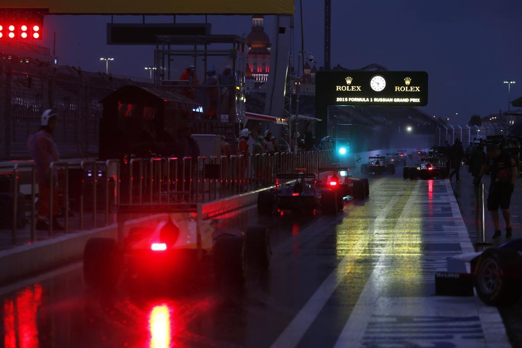 F1 | Le 10 Pillole del Gran Premio di Russia 2015