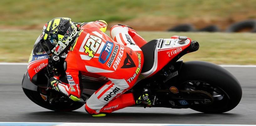 MotoGP | Valencia, FP3: Iannone davanti a Rossi