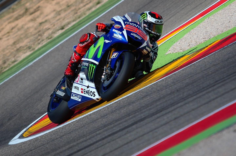 MotoGP | Jorge Lorenzo vince ed è campione. Lo scudiero Marquez 2°, Rossi 4°