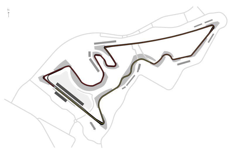 Calendario F1 2019 38