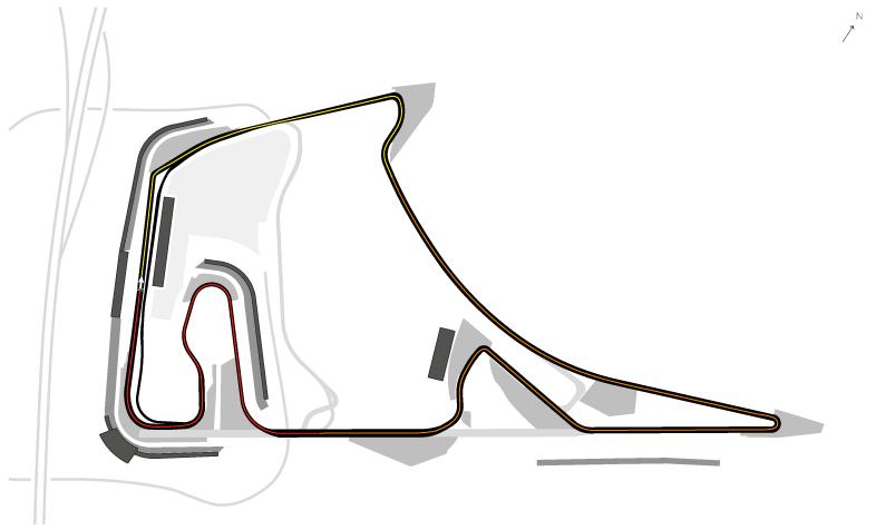 Calendario F1 2019 22