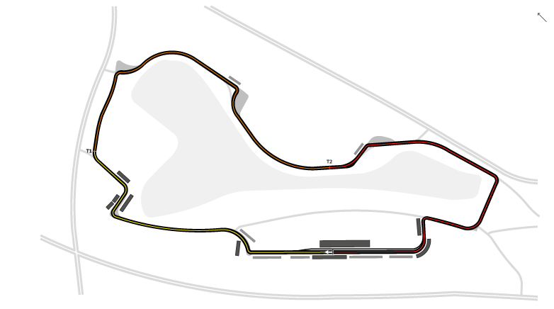 Calendario F1 2019 2