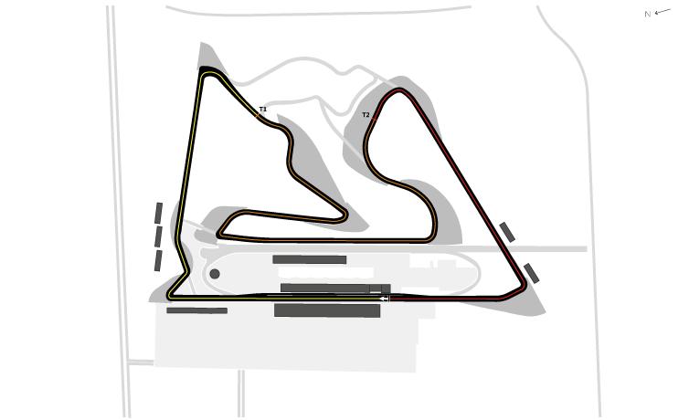 Calendario F1 2019 4