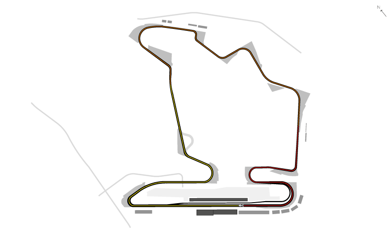 Calendario F1 2019 24
