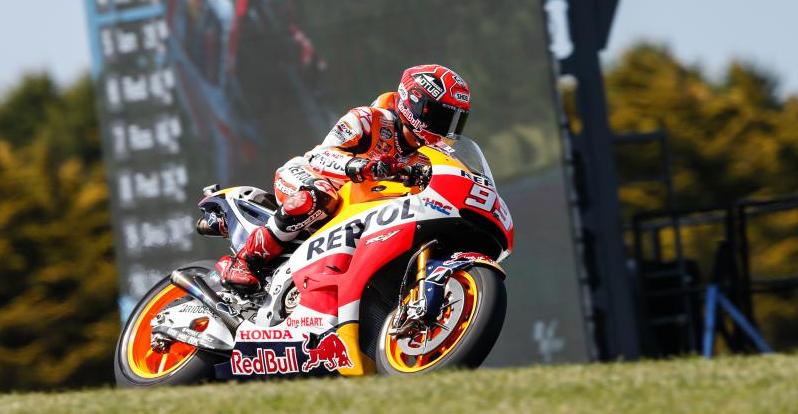 MotoGP | Valencia, FP1: Marquez il più veloce