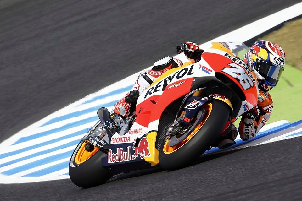 MotoGP | GP Spagna, fantastica pole di Dani Pedrosa