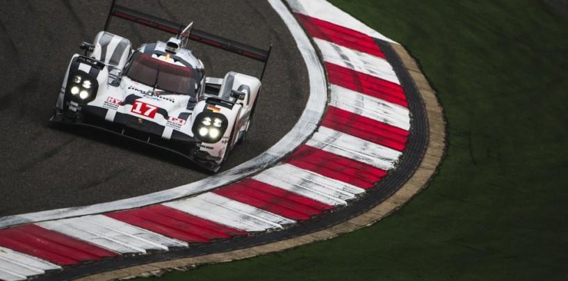 WEC | Shanghai: Porsche domina nelle libere