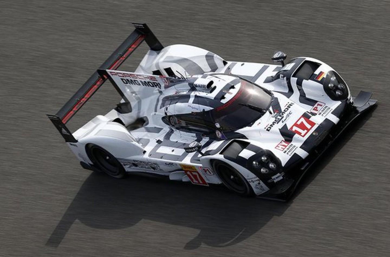 WEC   Shanghai: super pole per la Porsche #17