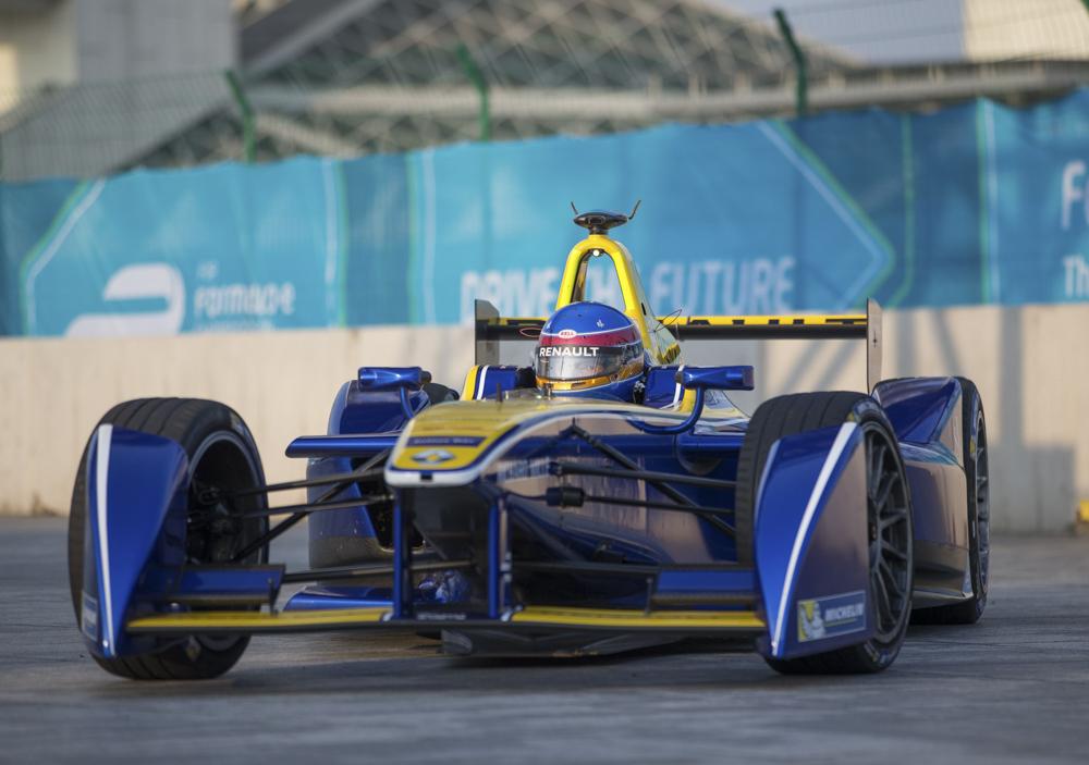 Formula E | Pechino: DAMS in evidenza nello shakedown