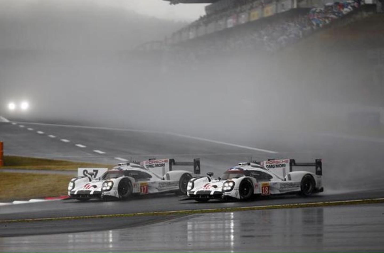WEC, vittoria della Porsche 919 Hybrid #17 al Fuji